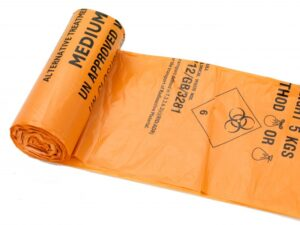 Orange Waste Sack